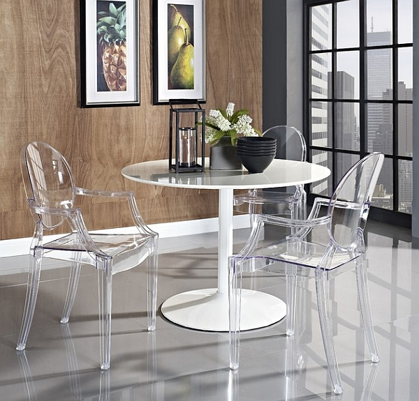 Highlight your small dining space in unmatched style!