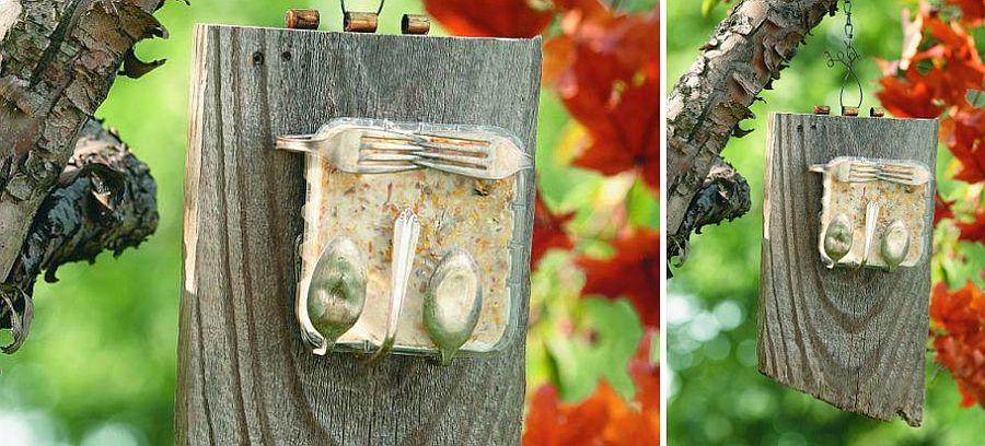 1559675286 45 40 diy bird feeder ideas for a live garden - 40 DIY Bird Feeder Ideas for a Live Garden