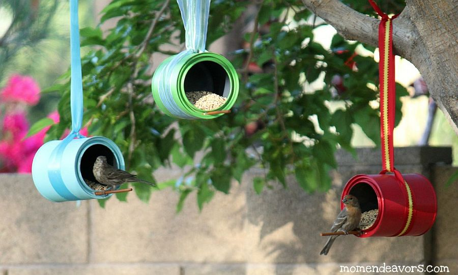 1559675286 663 40 diy bird feeder ideas for a live garden - 40 DIY Bird Feeder Ideas for a Live Garden
