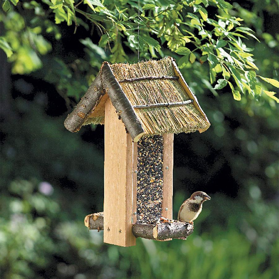 1559675286 932 40 diy bird feeder ideas for a live garden - 40 DIY Bird Feeder Ideas for a Live Garden