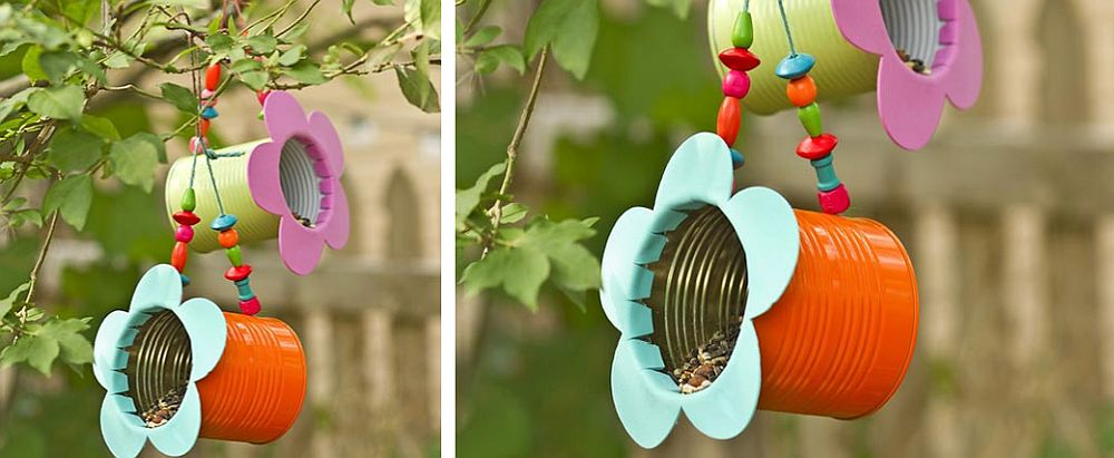 1559675287 43 40 diy bird feeder ideas for a live garden - 40 DIY Bird Feeder Ideas for a Live Garden
