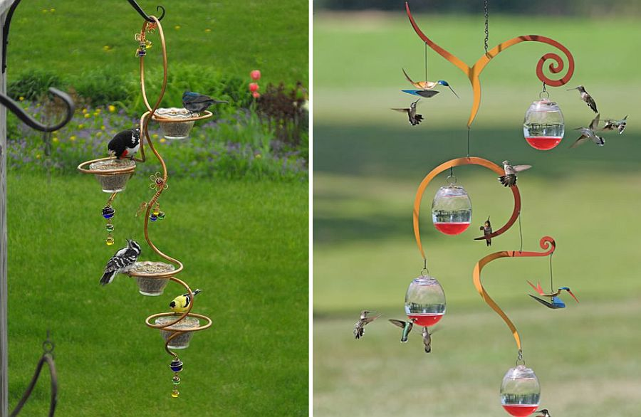 1559675287 516 40 diy bird feeder ideas for a live garden - 40 DIY Bird Feeder Ideas for a Live Garden