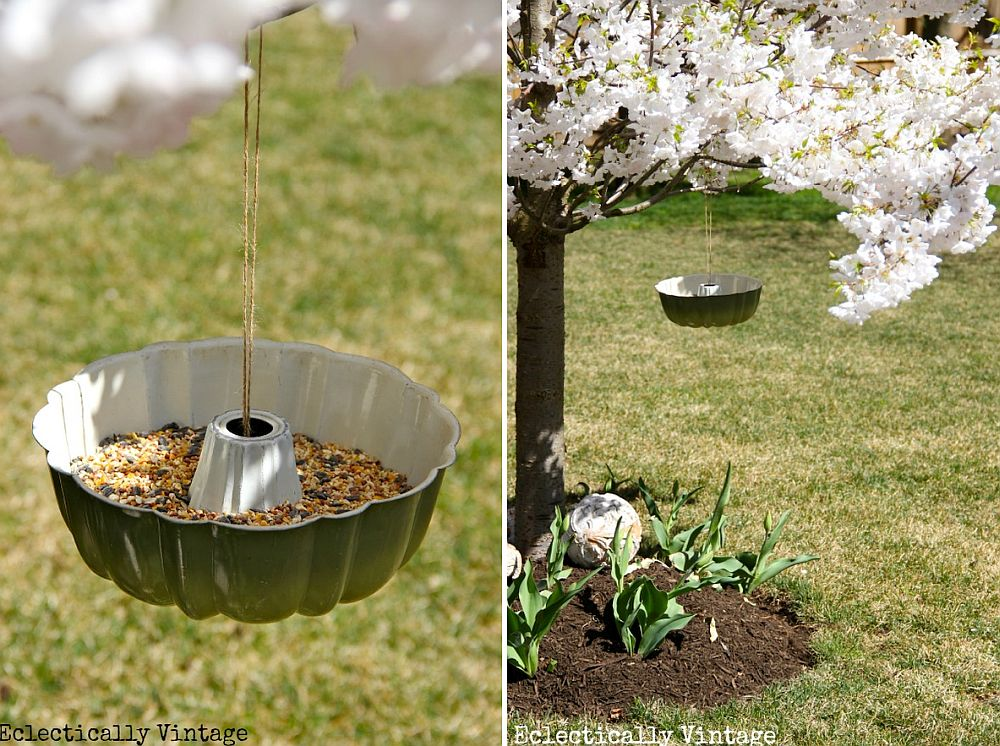 1559675287 858 40 diy bird feeder ideas for a live garden - 40 DIY Bird Feeder Ideas for a Live Garden