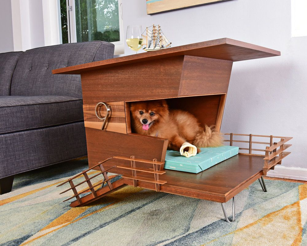 1559810075 572 cool dog houses with modern designs and fancy features - Cool Dog Houses With Modern Designs And Fancy Features