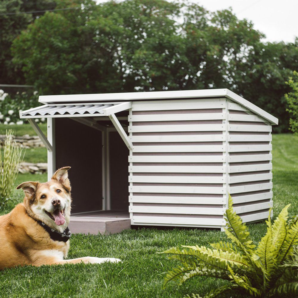 1559810075 983 cool dog houses with modern designs and fancy features - Cool Dog Houses With Modern Designs And Fancy Features