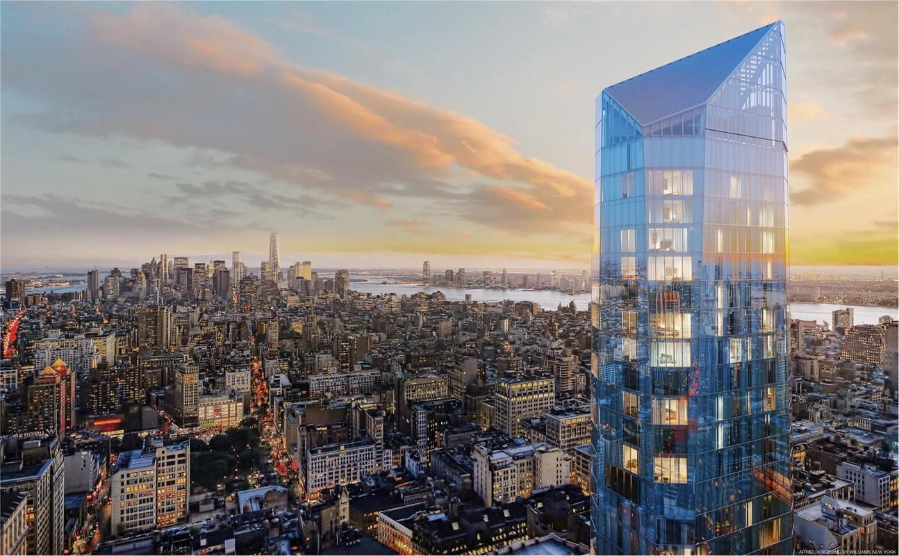 1559887282 184 live in the lap of luxury in these expansive new york apartments - Live in the Lap of Luxury in These Expansive New York Apartments