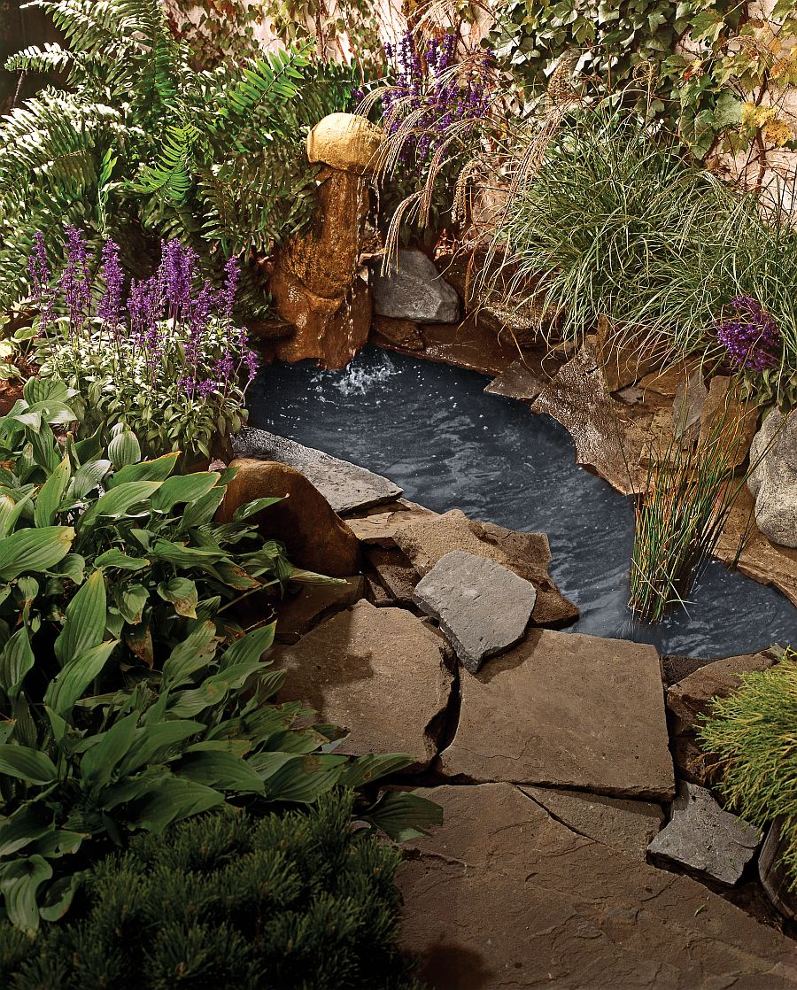 1559894567 492 25 cheap diy ponds to bring life to your garden - 25 Cheap DIY Ponds to Bring Life to Your Garden