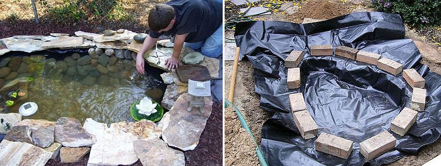 1559894567 679 25 cheap diy ponds to bring life to your garden - 25 Cheap DIY Ponds to Bring Life to Your Garden