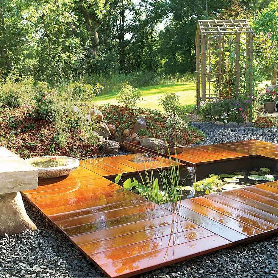 1559894567 724 25 cheap diy ponds to bring life to your garden - 25 Cheap DIY Ponds to Bring Life to Your Garden