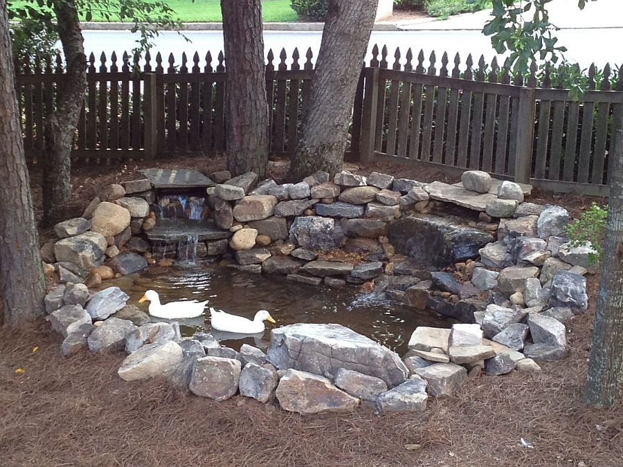 1559894568 329 25 cheap diy ponds to bring life to your garden - 25 Cheap DIY Ponds to Bring Life to Your Garden