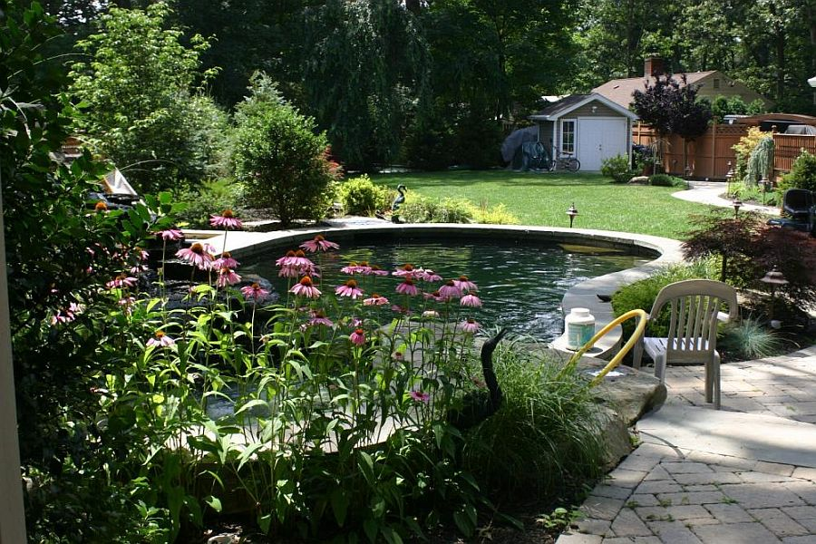 1559894568 91 25 cheap diy ponds to bring life to your garden - 25 Cheap DIY Ponds to Bring Life to Your Garden