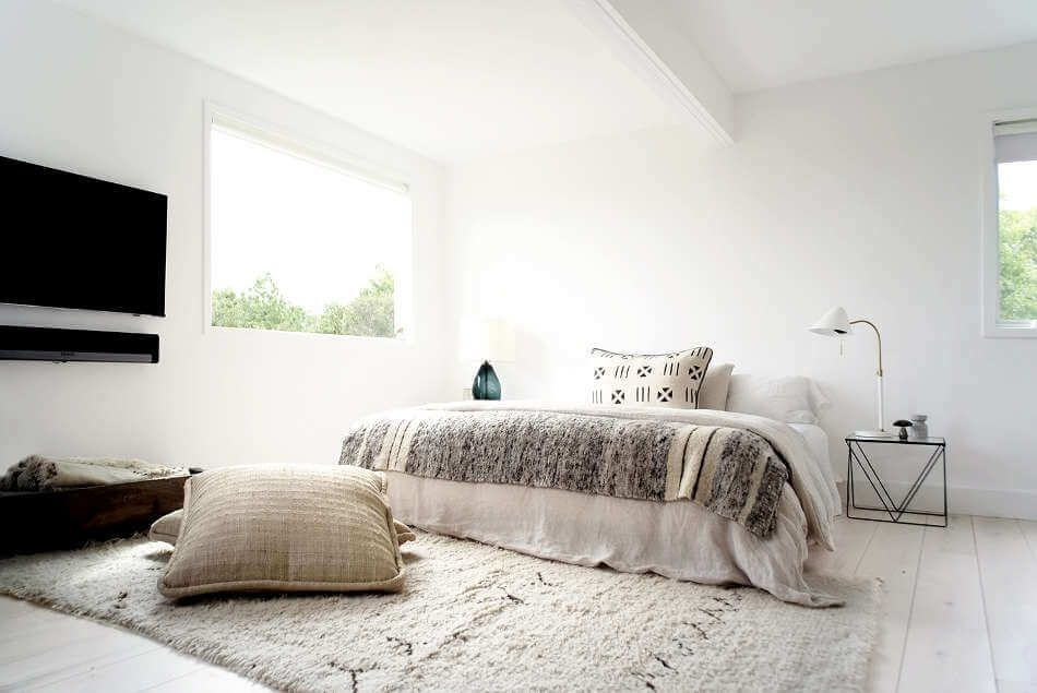 1560234220 315 try a minimalist bedroom design for less stress and a good nights sleep - Try a Minimalist Bedroom Design for Less Stress and a Good Night's Sleep