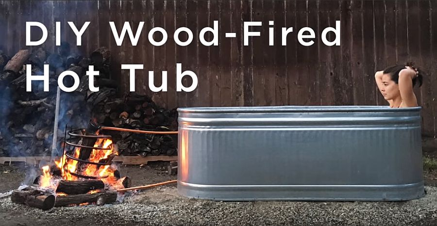 1560261010 620 20 homemade hot tubs that are budget friendly - 20 Homemade Hot Tubs that Are Budget-Friendly