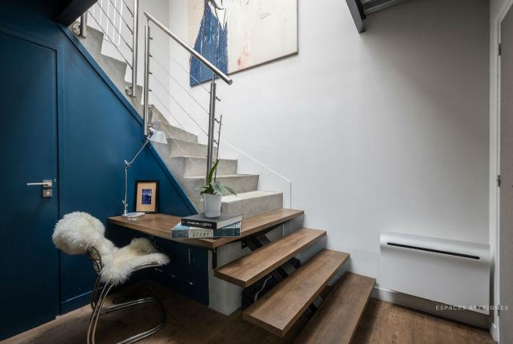 Unique French Atypical Loft 10