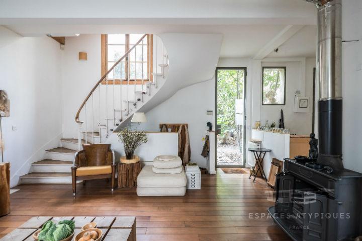 Unique French Atypical Loft 19