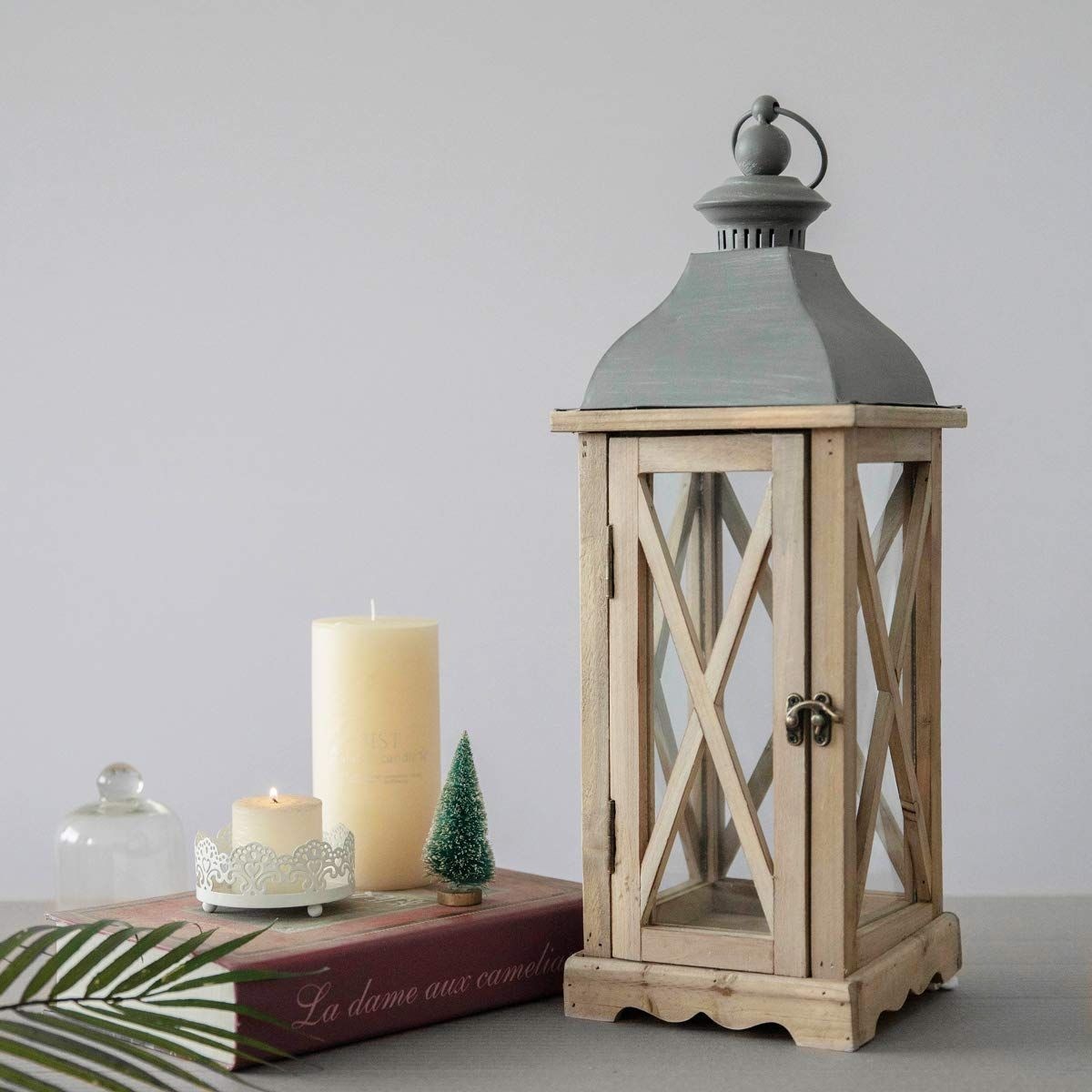 1560499823 296 15 beautiful outdoor lanterns to brighten up your evenings - 15 Beautiful Outdoor Lanterns To Brighten Up Your Evenings