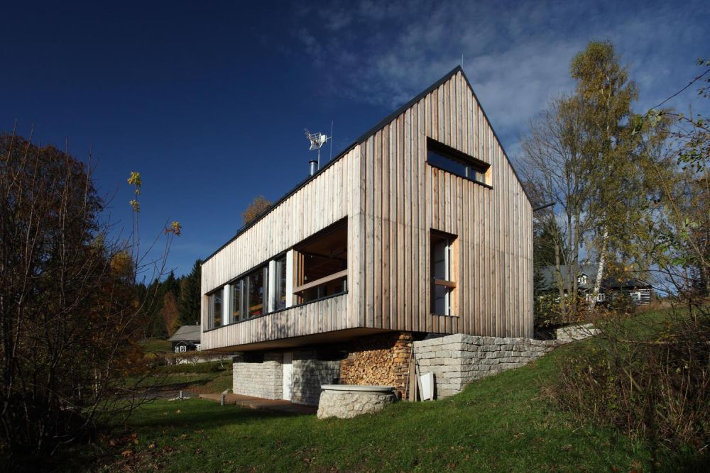 1560511770 130 cool minimalist homes made from wood that sync with nature - Cool Minimalist Homes Made From Wood That Sync With Nature