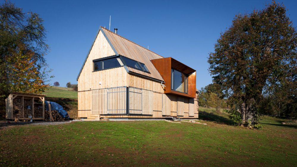 1560511770 64 cool minimalist homes made from wood that sync with nature - Cool Minimalist Homes Made From Wood That Sync With Nature