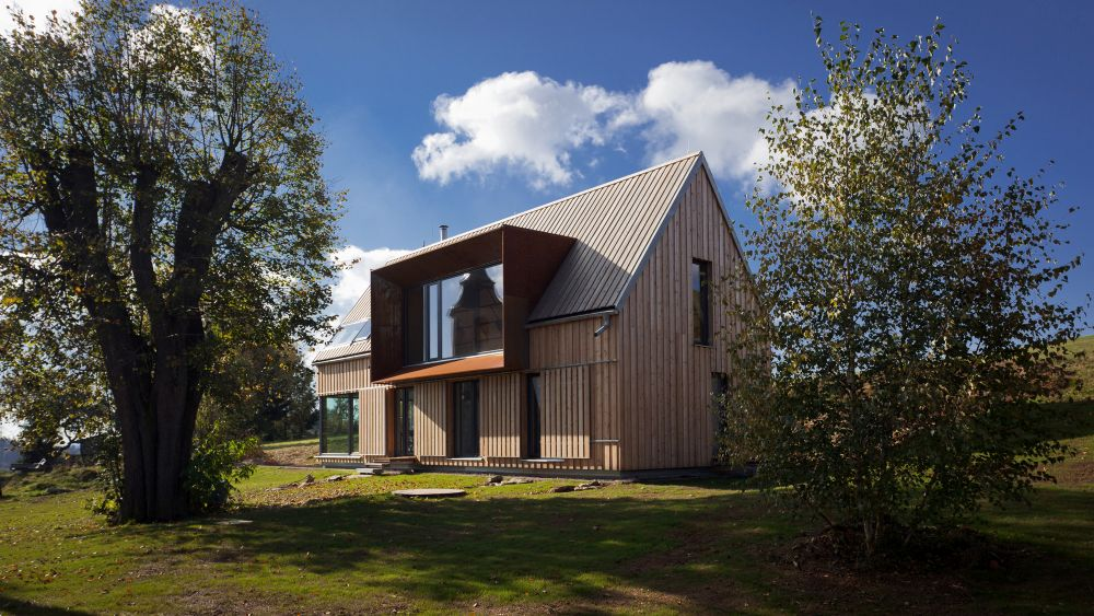 1560511770 764 cool minimalist homes made from wood that sync with nature - Cool Minimalist Homes Made From Wood That Sync With Nature