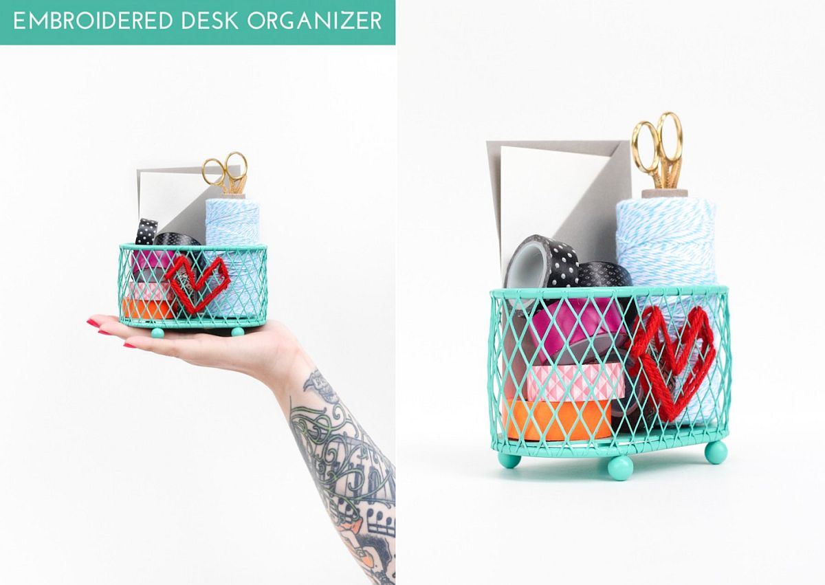 1560528386 286 20 diy desk organizer ideas and projects to try - 20 DIY Desk Organizer Ideas and Projects to Try