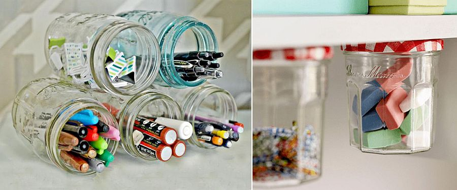 1560528387 748 20 diy desk organizer ideas and projects to try - 20 DIY Desk Organizer Ideas and Projects to Try