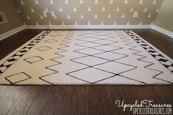 1560951997 533 how to add character to your home with a diy rug - How To Add Character To Your Home With A DIY Rug