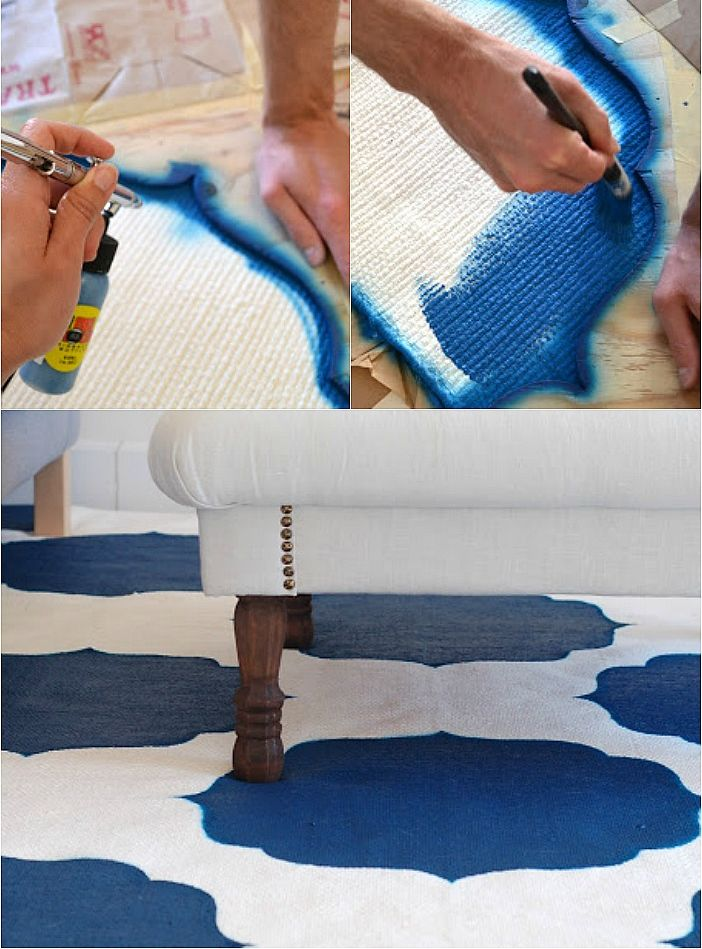 1560951997 591 how to add character to your home with a diy rug - How To Add Character To Your Home With A DIY Rug