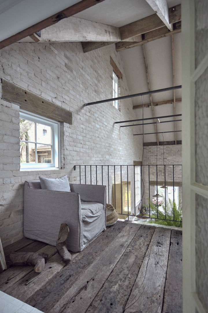 Interiors With Use of Natural Materials 4