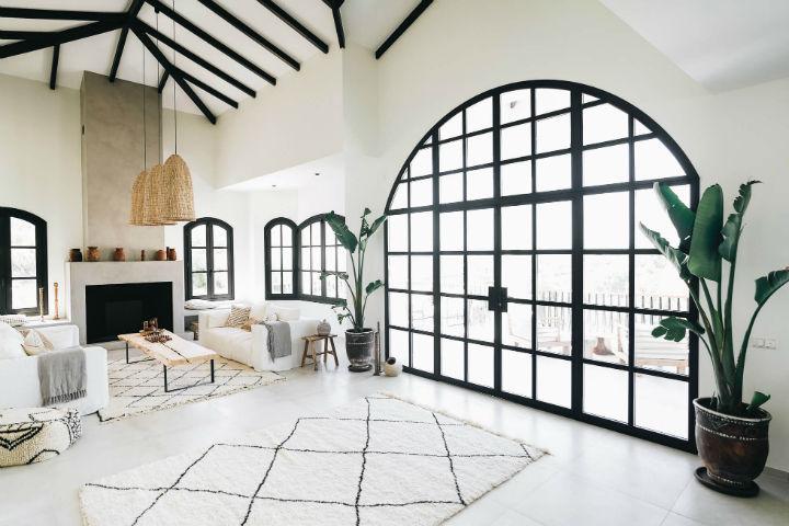 Spanish villa Ethnic-Scandinavian dream home 3