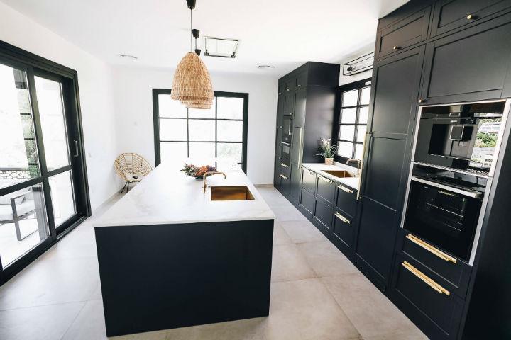 Spanish villa Ethnic-Scandinavian dream home 8