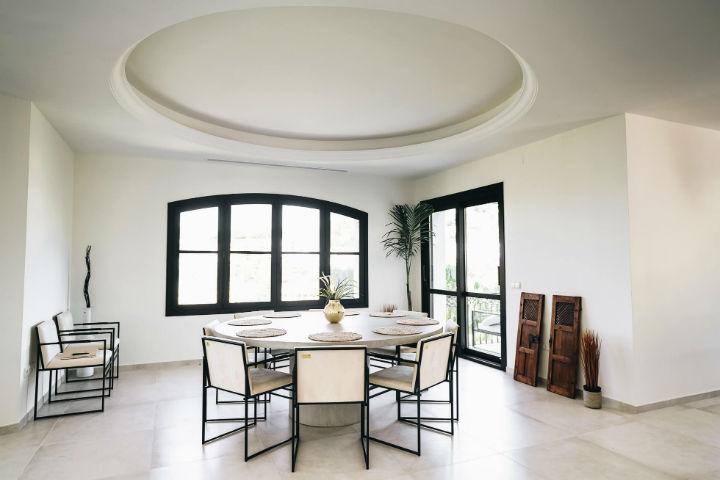 Spanish villa Ethnic-Scandinavian dream home 7