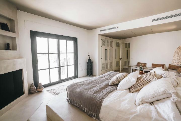 Spanish villa Ethnic-Scandinavian dream home 12