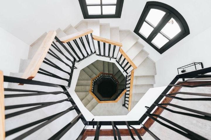 Spanish villa Ethnic-Scandinavian dream home 13