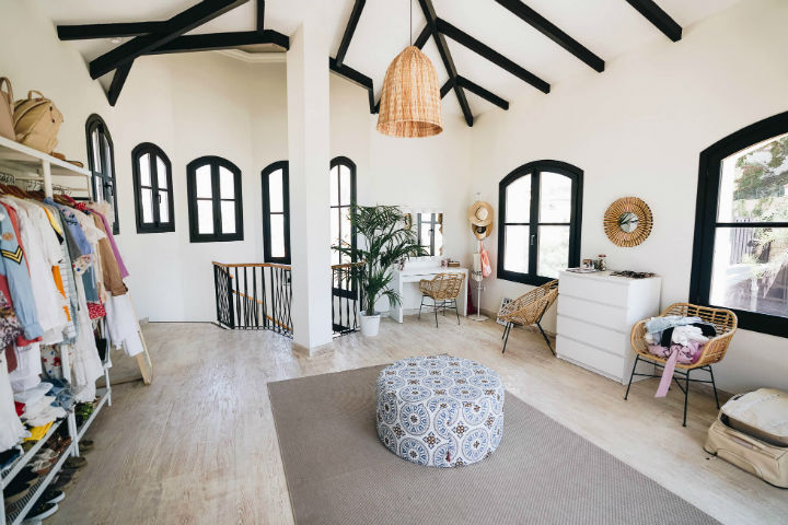 Spanish villa Ethnic-Scandinavian dream home 14