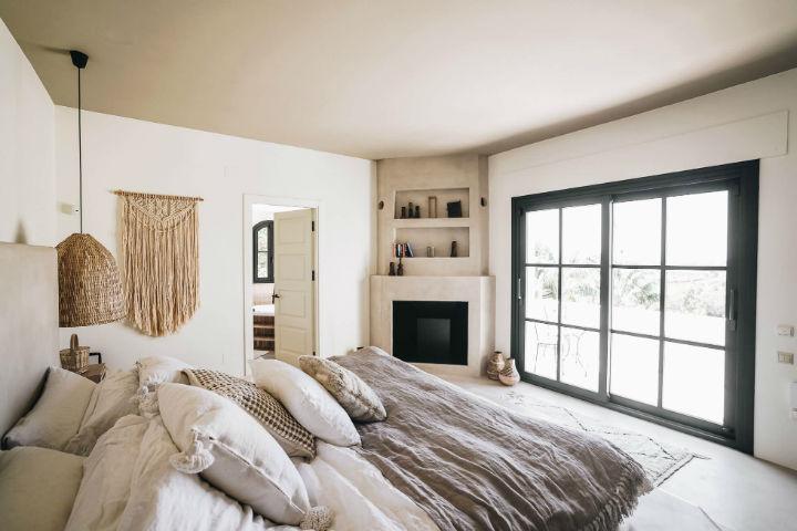 Spanish villa Ethnic-Scandinavian dream home 11