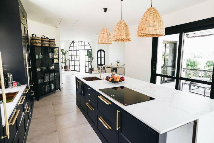 Spanish villa Ethnic-Scandinavian dream home 9
