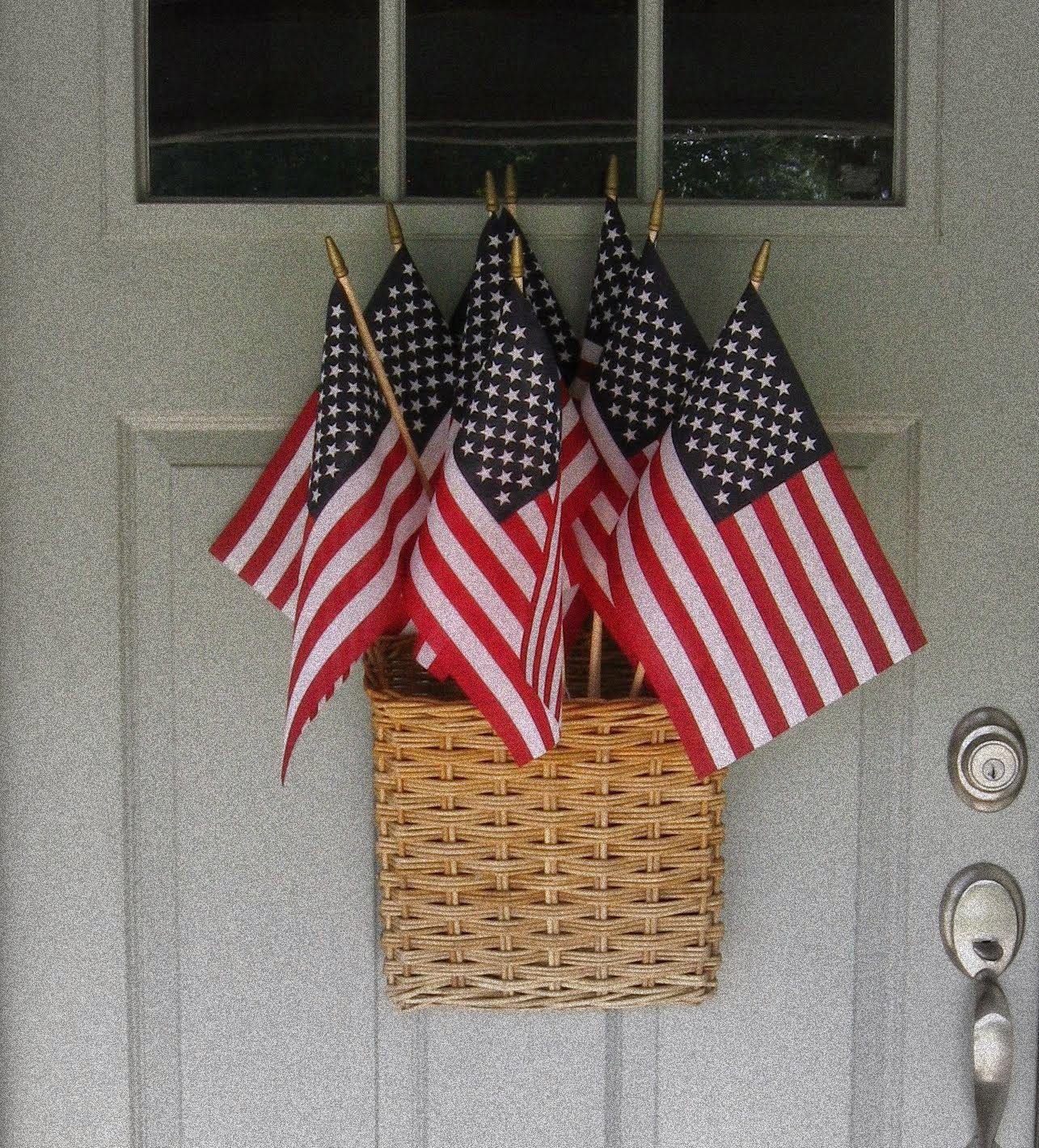 1561548147 909 cool 4th of july wreath ideas that would look perfect on your front door - Cool 4th of July Wreath Ideas That Would Look Perfect On Your Front Door