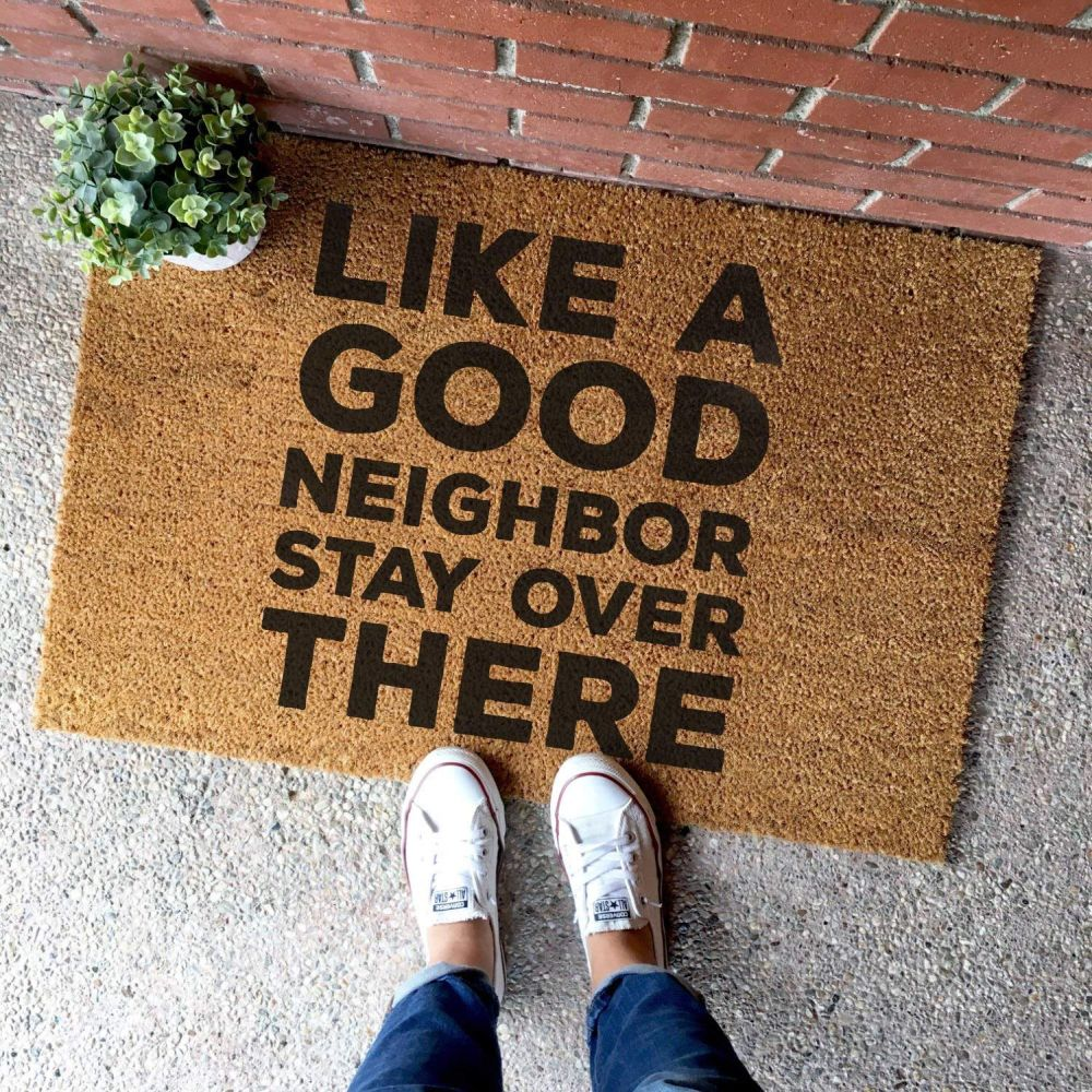 1561639273 962 20 funny doormats that can put a smile on anyones face - 20 Funny Doormats That Can Put A Smile On Anyone's Face