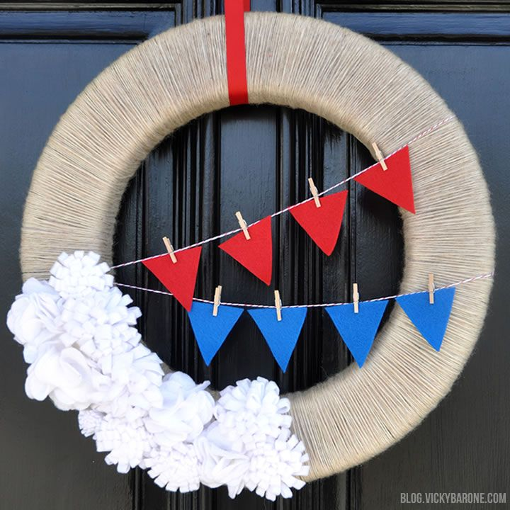 1561710203 423 4th of july decoration ideas that can transform your home in a moment - 4th of July Decoration Ideas That Can Transform Your Home In A Moment