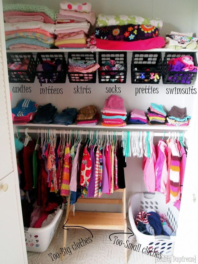 32 easy to do kids organizing techniques - 32 Easy-To-Do Kids Organizing Techniques