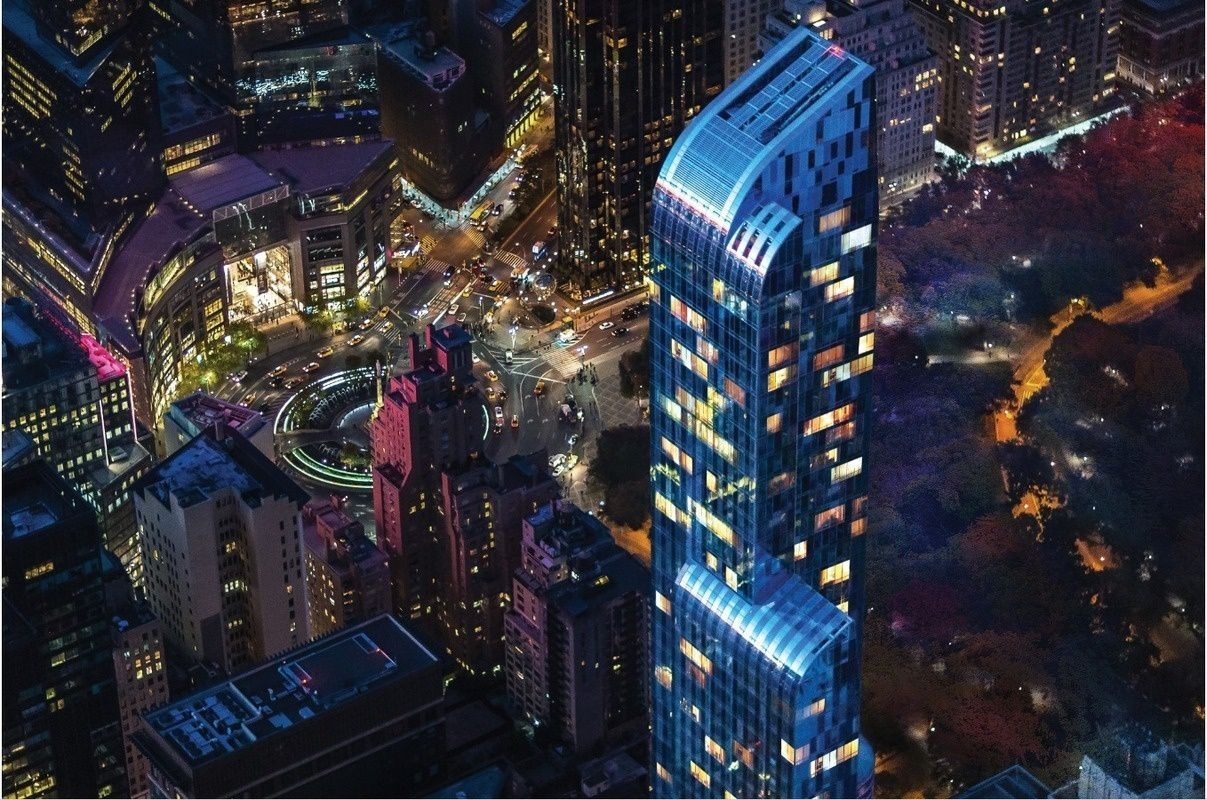 live in the lap of luxury in these expansive new york apartments - Live in the Lap of Luxury in These Expansive New York Apartments