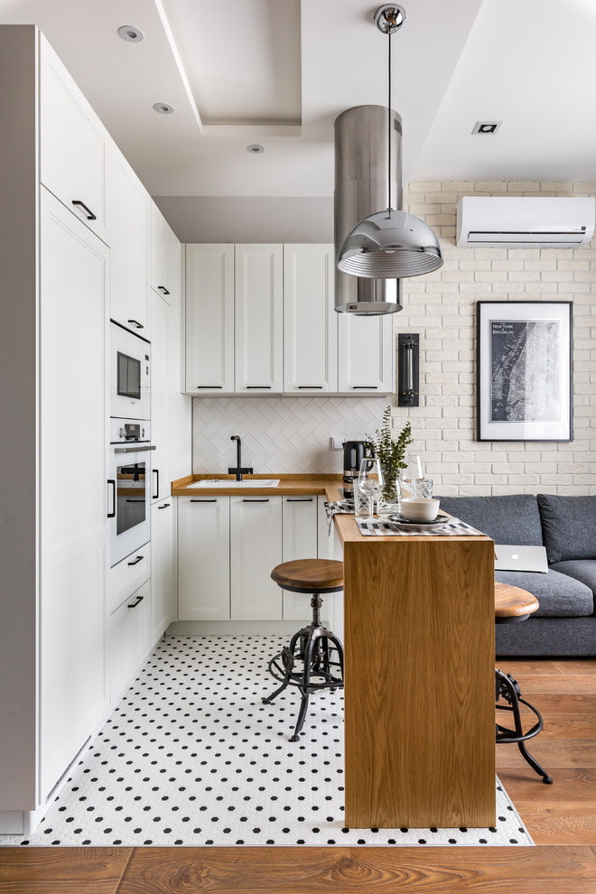small apartment with unique yet smooth look - Small Apartment With Unique Yet Smooth Look