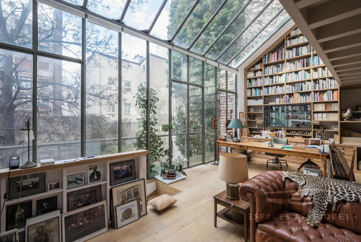 unique french atypical lofts with history - Unique French Atypical Lofts With History
