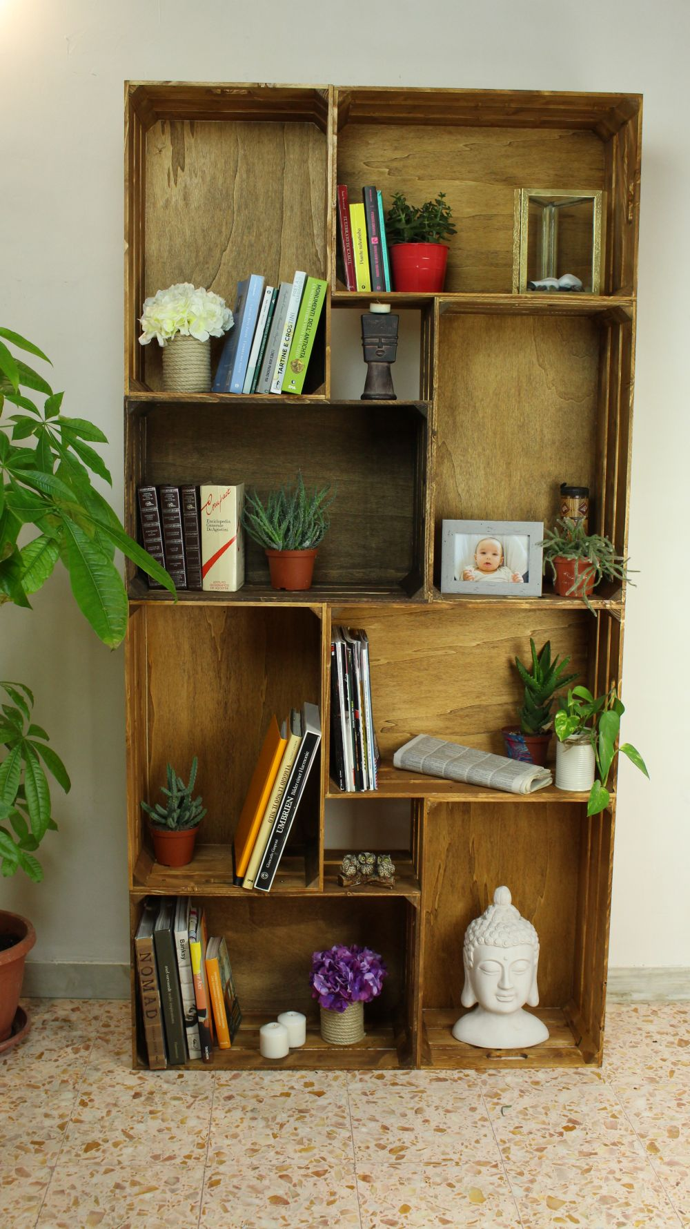 10 bookshelf ideas with lots of flair and character - 10 Bookshelf Ideas With Lots Of Flair And Character