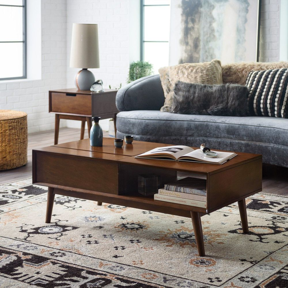 10 mid century modern coffee tables with magnificent designs - 10 Mid-Century Modern Coffee Tables With Magnificent Designs