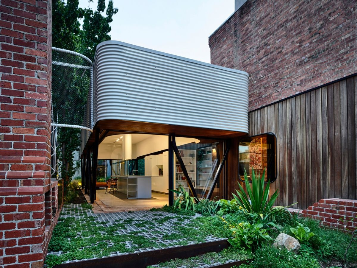 15 amazing homes with nets instead of floors - 15 Amazing Homes With Nets Instead Of Floors