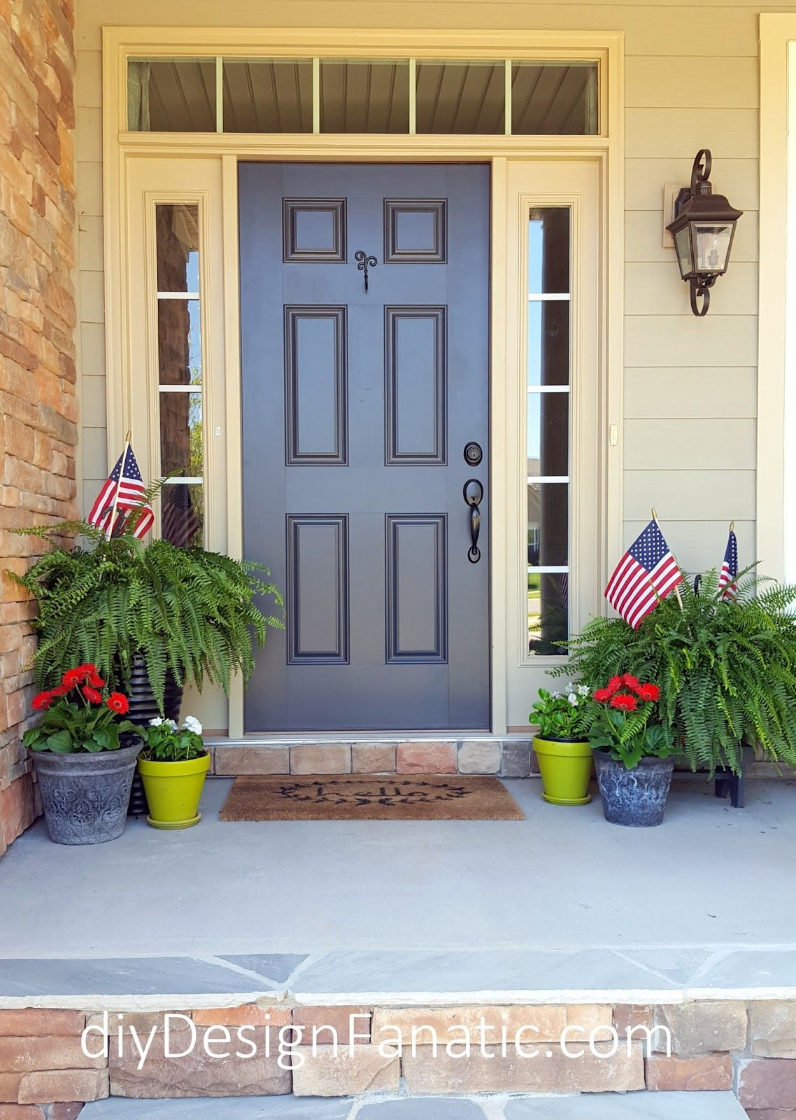 1561975322 424 10 last minute 4th of july porch decor ideas - 10 Last Minute 4th of July Porch Decor Ideas