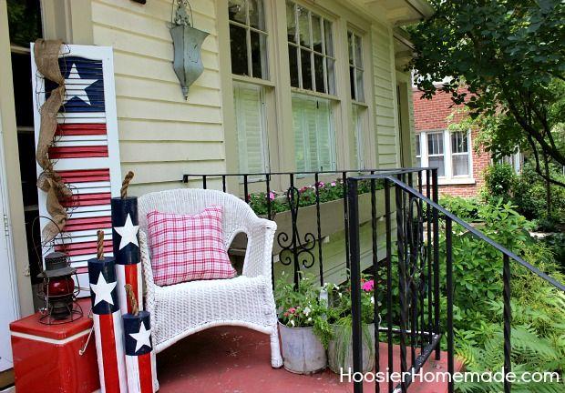 1561975322 649 10 last minute 4th of july porch decor ideas - 10 Last Minute 4th of July Porch Decor Ideas