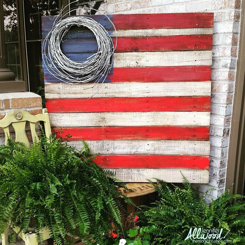 1561975322 909 10 last minute 4th of july porch decor ideas - 10 Last Minute 4th of July Porch Decor Ideas