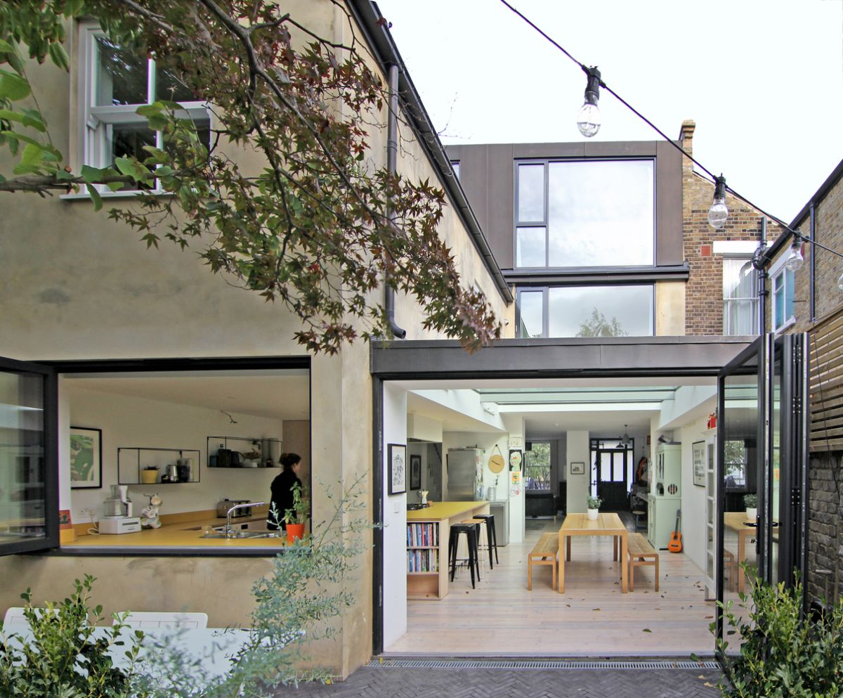 1562163598 661 london house extension with skylights and huge windows - London House Extension With Skylights And Huge Windows